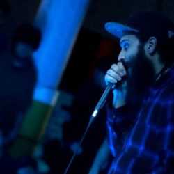 Afshin 2T (Head of Judges) BeatBox Battle 2017 Tehran, Iran