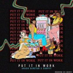 Put it in work Arash Saretan / آرش سرطان